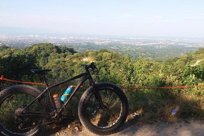 Fat Bike Mountain Tour in Puerto Vallarta to the Mirador or Rancho Las Vegas