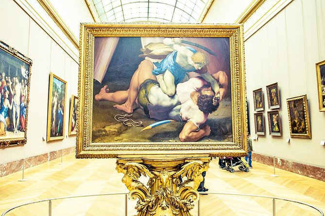 Louvre Tour for Kids & Families with Skip-the-line Tickets & Must-See Pieces