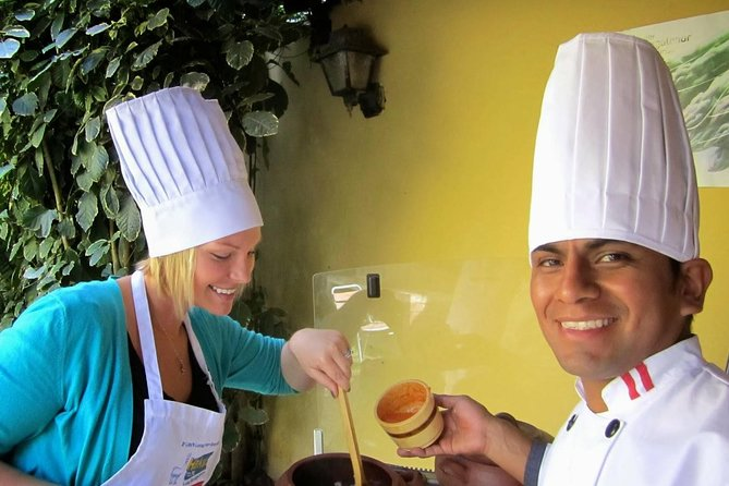 Peruvian Cooking Class Including Local Market Tour and Exotic Fruit Tasting