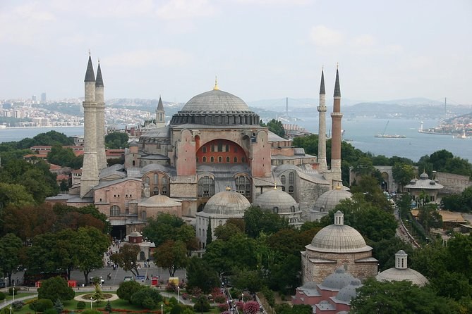 Istanbul:Small-Group Topkapi and Hagia Sophia Tour