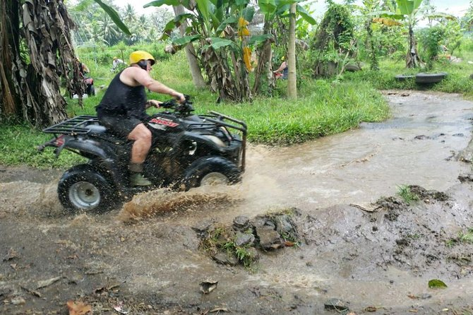 Atv Quad and White Water Rafting