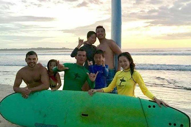 Frijoles Locos Surf lessons