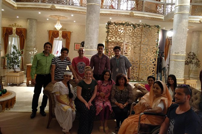 Full Day Private Bollywood Tour with Meal