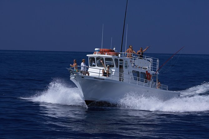 Kona Sport-Fishing Large Group Private Charter Full Day