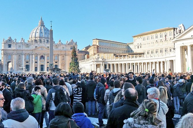 Vatican Tickets & Tour including Sistine Chapel St Peter Church & Raphael Rooms photo 2
