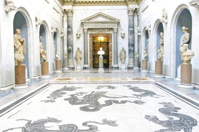Vatican Tickets & Tour including Sistine Chapel St Peter Church & Raphael Rooms photo 3
