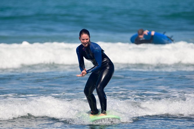 One on One Surf Lesson at Piha Beach, Auckland photo 1