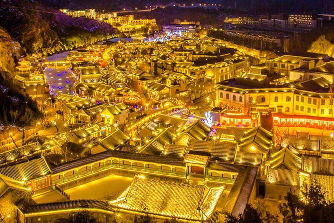 Jinshanling Private Tour with Night View of Simatai and Gubei Water Town from Beijing
