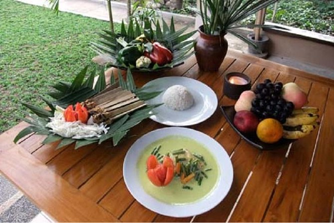 Balinese Cooking Class with Ubud Art Tour