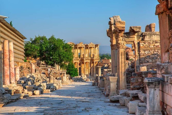 Shore Excursion; Private Ephesus and Artemis Temple from Kusadasi Cruise Port