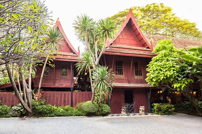 Jim Thompson's House & Suan Pakkard Palace Tour from Bangkok