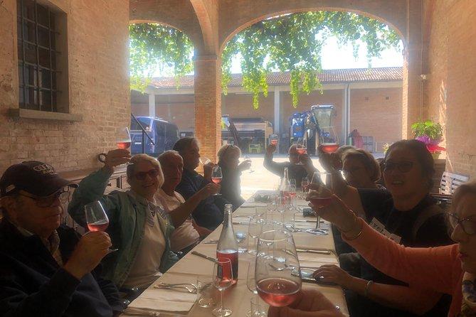 Emilia Romagna Self drive food & wine experience