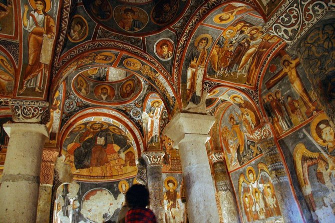 Small-Group Full-Day Cappadocia Tour met Goreme Openluchtmuseum