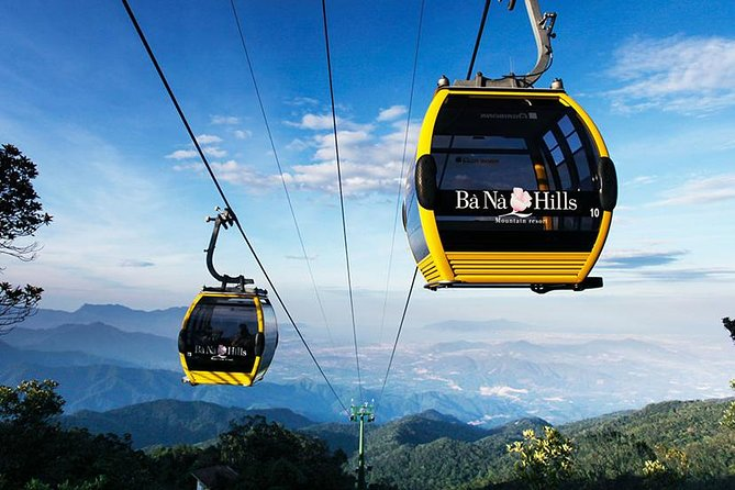 Full day visit Ba Na Hills & Golden Bridge from Hoi An