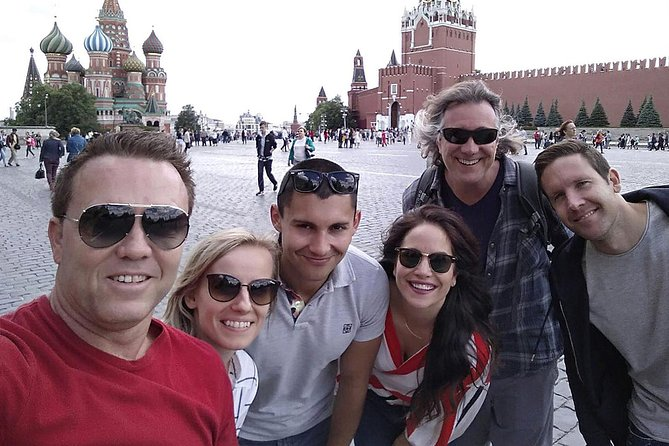 Private Walking Tour of Moscow Including The Kremlin and Red Square photo 8