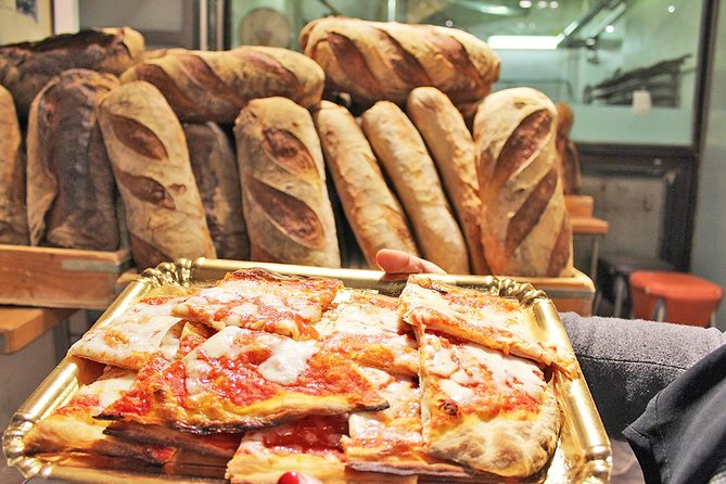Rome-foodtour met boerenmarktbezoek en wijnproeverij met rijke lunch