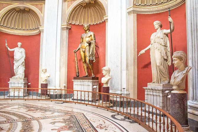 Skip-the-Line Vatican Tour with Sistine Chapel and St Peter's Basilica photo 1