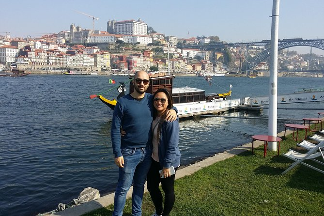Mezza giornata Porto e vino Tour in piccoli gruppi con degustazioni