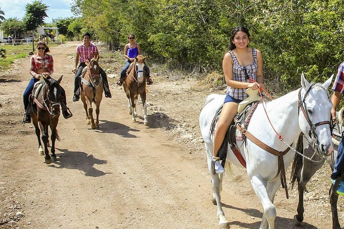 Hacienda San Gabriel - Horseback Riding Tour Cozumel