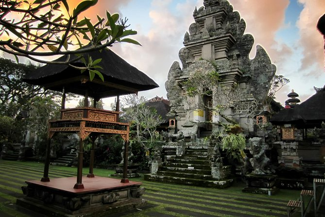 Private Full-Day Shore Excursion from Benoa Port to Ubud