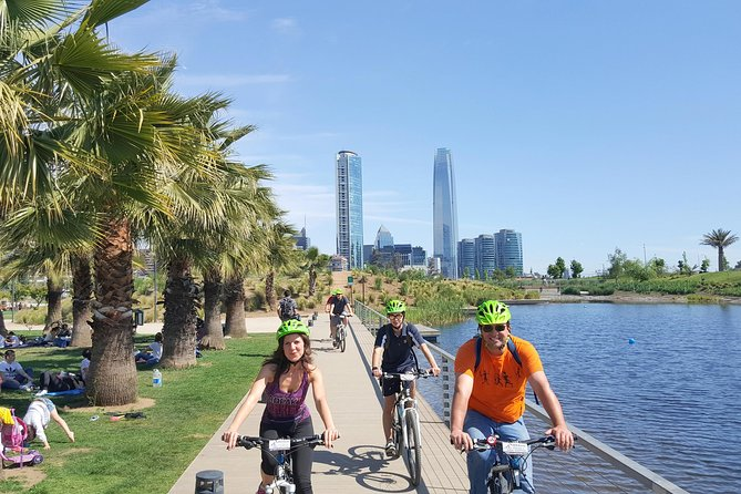 Panoramic Santiago Bike Tour
