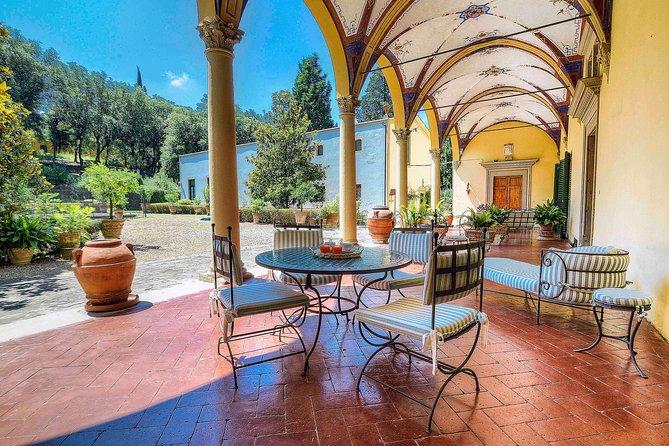 Exclusiva experiencia de cocina privada VIP en una villa privada del renacimiento toscano