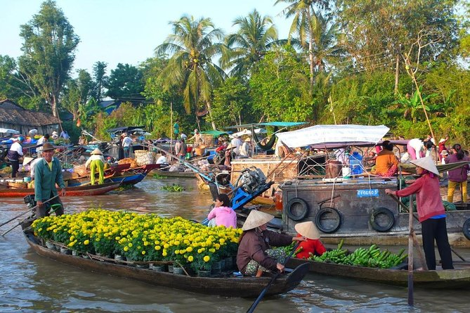 Private Cai Rang Floating Market and Mekong Delta 2-Day Tour