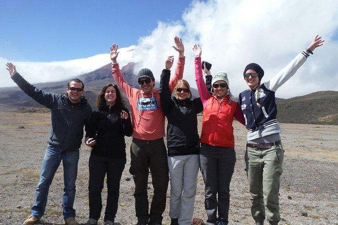 Cotopaxi Hiking & Biking Volcano 1 Day