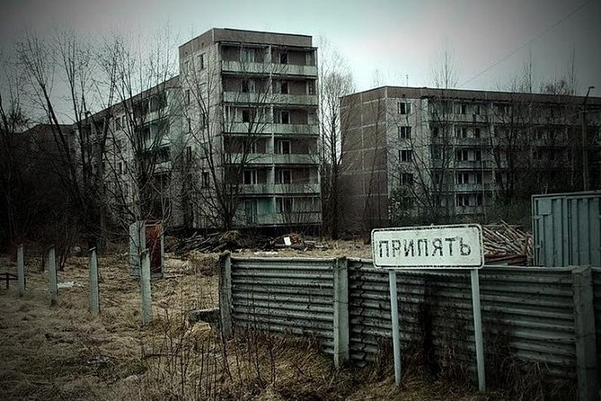 Full-Day Private Chernobyl and Pripyat Tour from Kiev