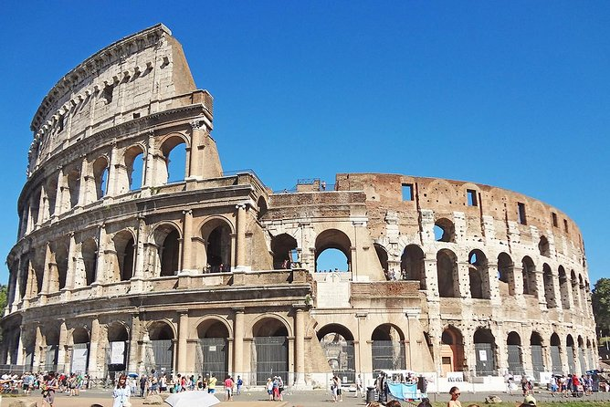Roman Colosseum Guided Tour for Kids with Skip-the-line Tickets & Forums