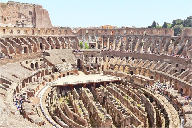 Roman Colosseum Guided Tour for Kids with Skip-the-line Tickets & Forums photo 2