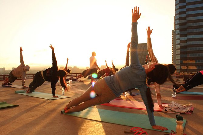 London Yoga Experience