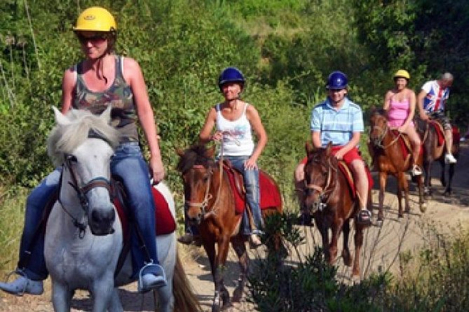 Horse Safari in Ghost Town