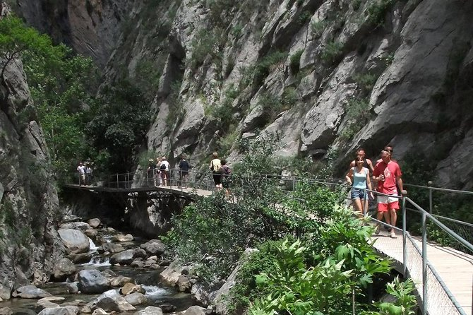 Turkish Village Tour Including Sapadere Canyon and Goblin's Cave from Alanya
