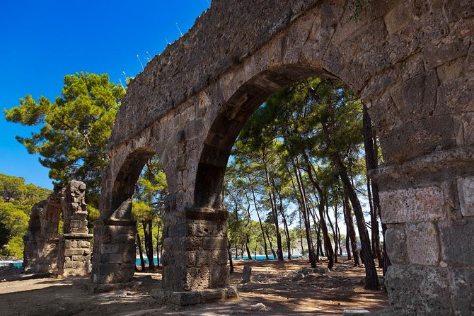 Private Trip to Phaselis, Olympos, and Eternal Flames of Yanartas photo 1