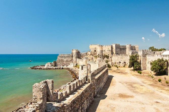 Private Full-Day Tour to Anamur and Mamure Fortress From Side