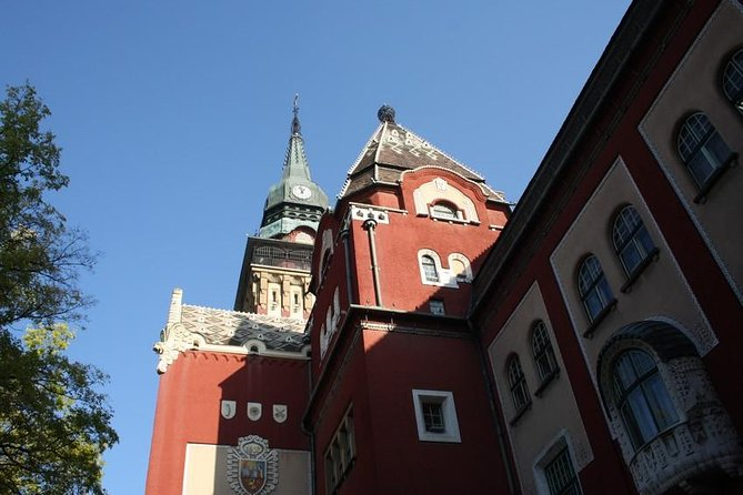 Private Day Tour: Architecture and Hungarian Secession in Serbia