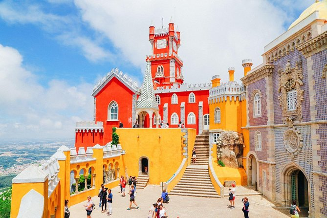 Full day to Sintra & Cascais