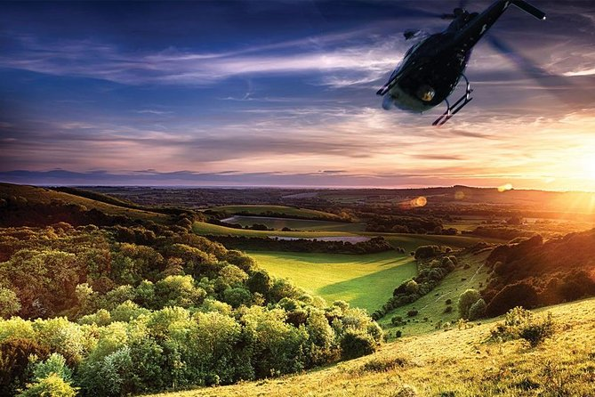 Helicopter Tour - Sirromet Winery & Scenic Flight