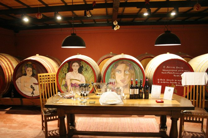 Evia Private Wine Tour with Spa Treatment photo 4