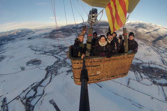 Hot Air Balloon Barcelona