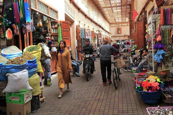 Marrakech walking city tour 4 Hours