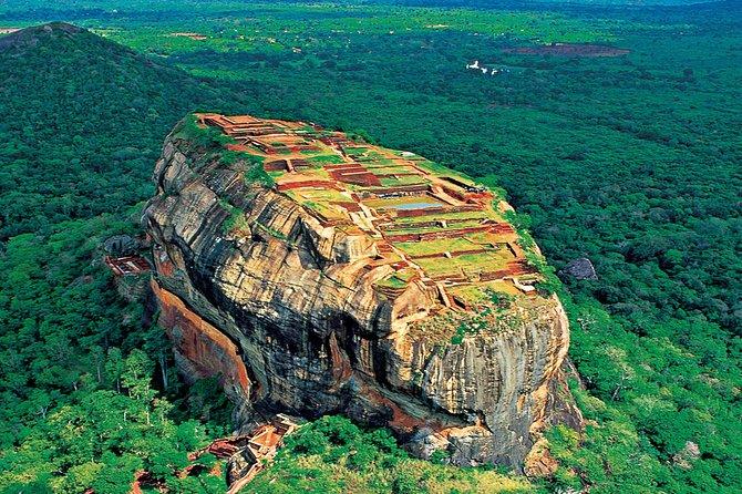 Sigiriya Lions Rock & Dambulla Cave Temples day trip from Negombo