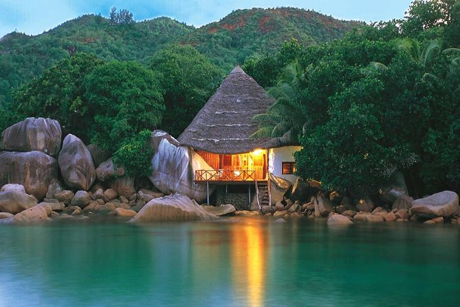 Apertitif and Romantic Dinner in Chauve Souris Island (Praslin Island)
