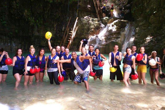 Puerto Plata: Waterfalls of Damajagua (SAFARI HALF DAY)