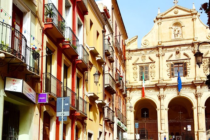 Cagliari Sightseeing Half-day Tour from Chia