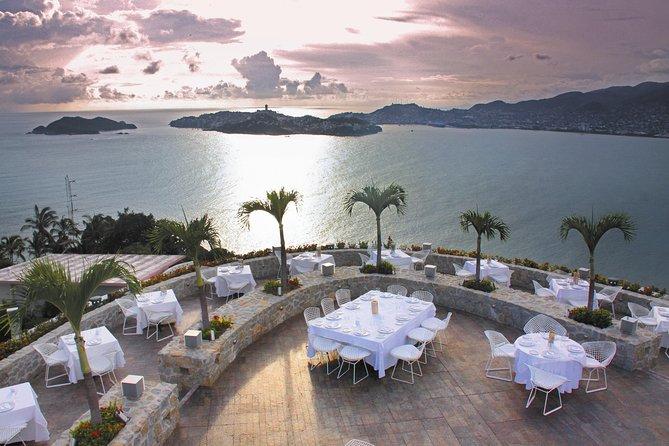 Bella Vista De Luxe Al Fresco 3 Course Dinner & Acapulco Cliff Diver Exhibition