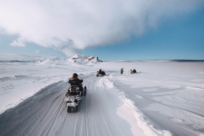 Snowmobile Tour on Langjökull Glacier from Reykjavik