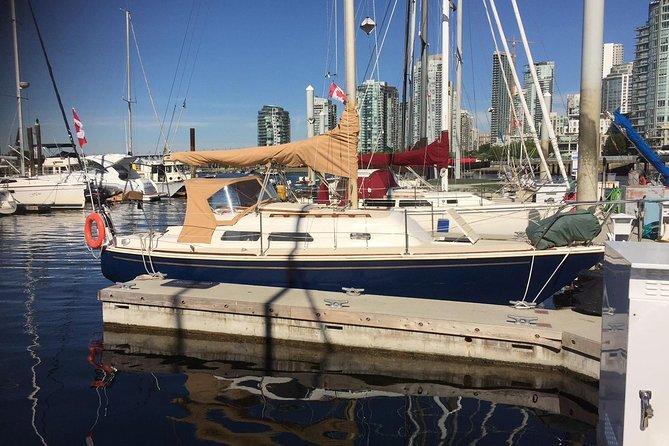 Privat 3-timers seilingskart i Vancouver