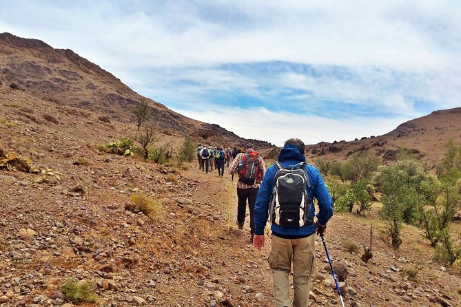 Full day trip to atlas mountains and imlil valley and berber villages from marrakech